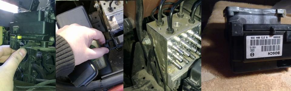 Reparare ABS ASR VW Passat B5 | Audi A4