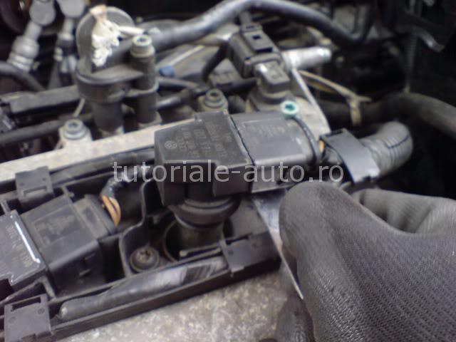 Inlocuire bobine de inducție Seat Ibiza 1.4