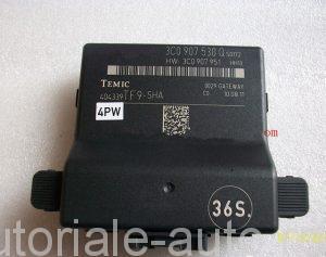 Probleme upgrade RCD 300, RNS 315, RNS 510