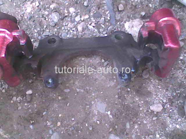 Cum sa-ti schimbi discurile si placutele de frana DIY Audi A4 B4-B5