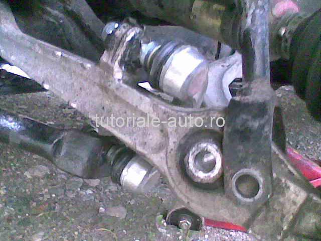 Inlocuire stabilizatoare DIY Audi A4 B4-B5